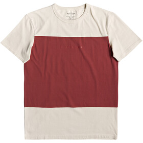 Quiksilver Vida Voice T-Shirt Herren brick red
